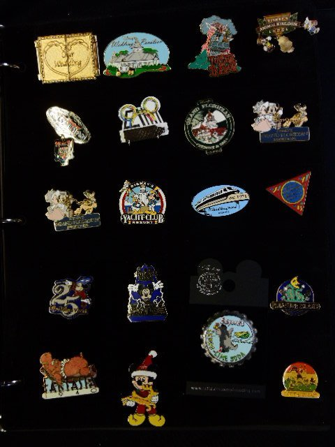 80+ Official Disney Pins - 2
