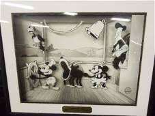 """Animated Animations """"Steamboat Willie"""""""