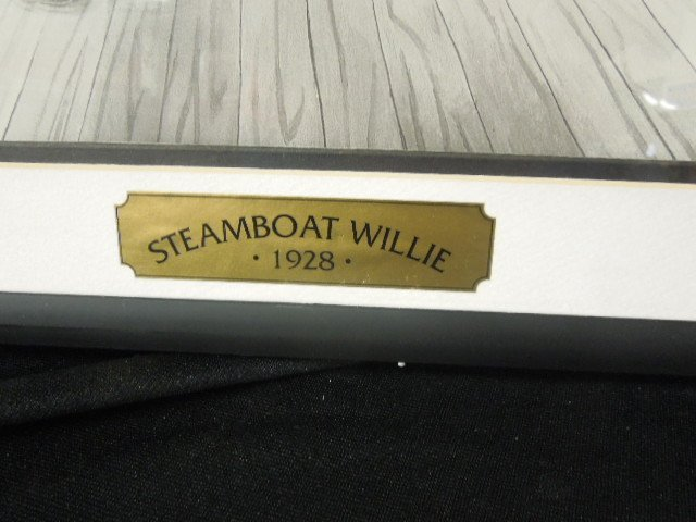 """Animated Animations """"Steamboat Willie"""" - 2"""