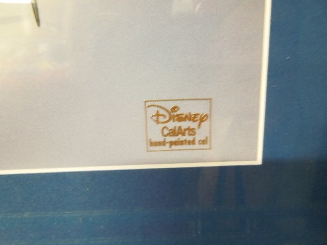 Disney California Arts Hand Painted Cel - 4