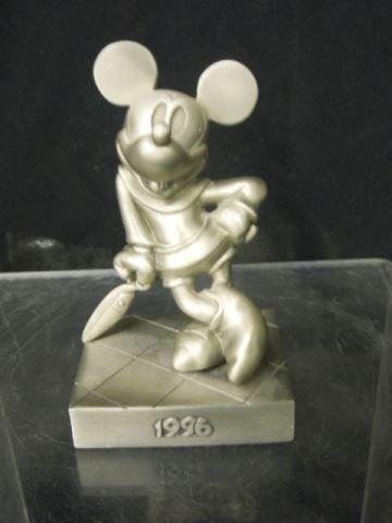 1996 Disneyana Pewter Figure NIB - 2