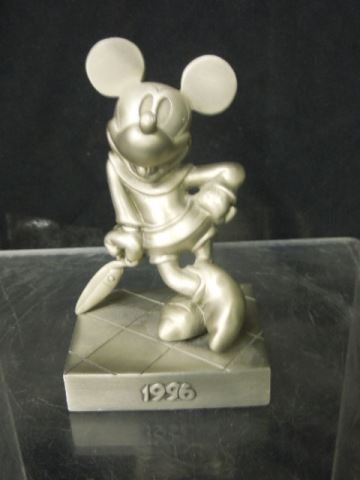 1996 Disneyana Pewter Figure NIB - 2