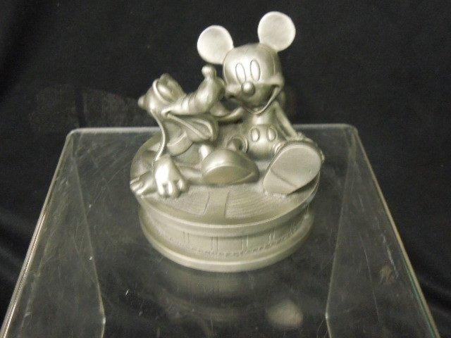 3 Disneyana Convention Pewter Figures - 2