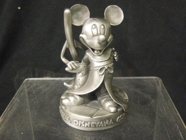 3 Disneyana Convention Pewter Figures - 4