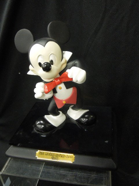 1995 Disneyana Figurine MM Club