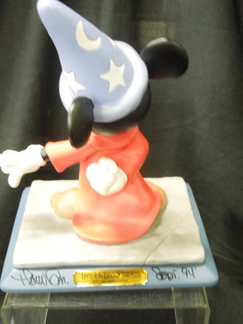 1994 Disneyana Figurine Sorcerer's Apprentice - 3