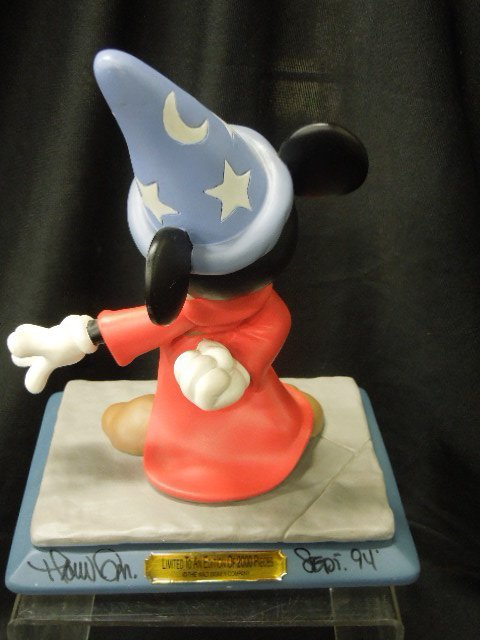 1994 Disneyana Figurine Sorcerer's Apprentice - 4