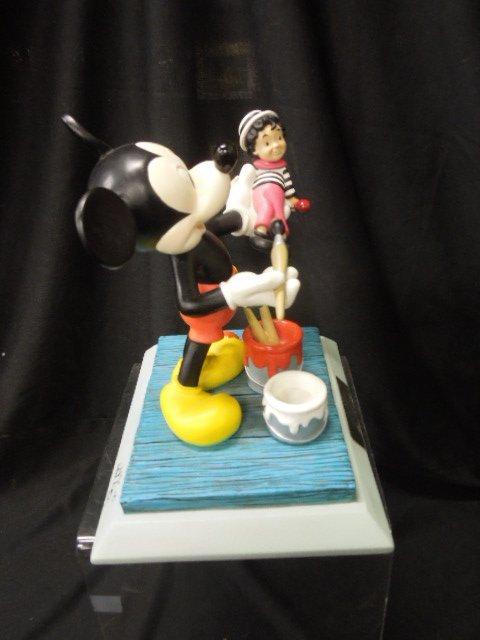 2000 Disneyana Small World Figurine - 4