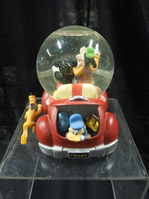 Disney Musical Mickey & Co. Snowglobe - 3