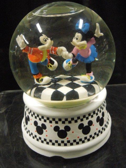 2 Disney MM Musical Snowglobes - 3