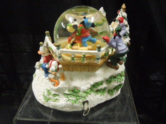 2 Disney Musical Christmas Snowglobes - 3