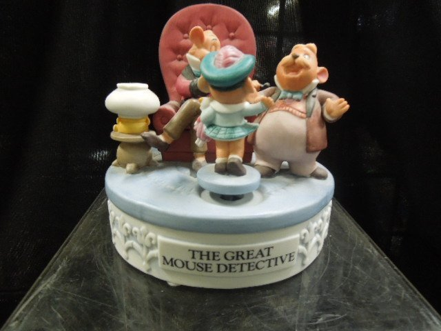 Disney Musical Memories Mouse Detective