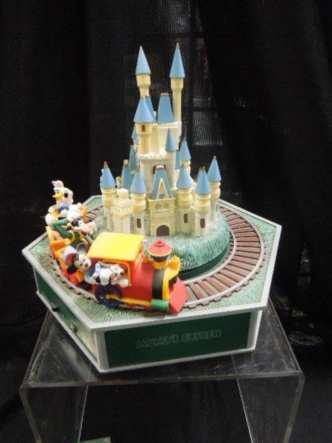 3 Disney Music Boxes - 2