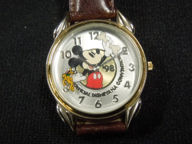 2 Official Disney Convention Watches - 2