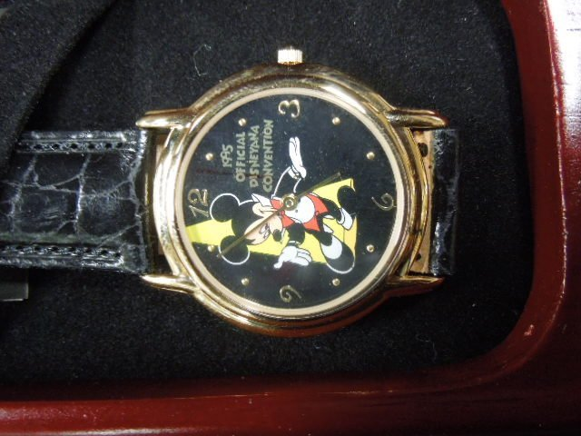 2 Official Disney Convention Watches - 3