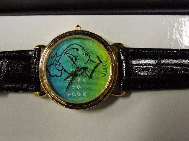 """Disney time Works Watch """"Mulan"""" - 2"""