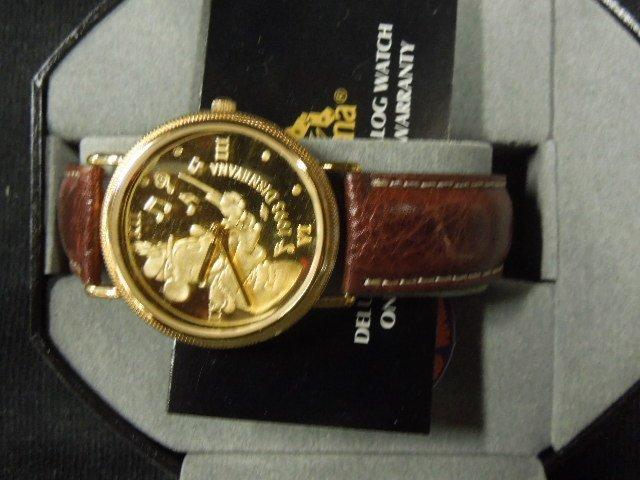 Official 1993 Disneyana Convention Watch