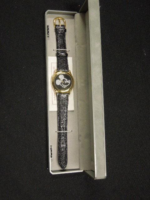 Disney Pedre MM Watch With Crystal Face - 2