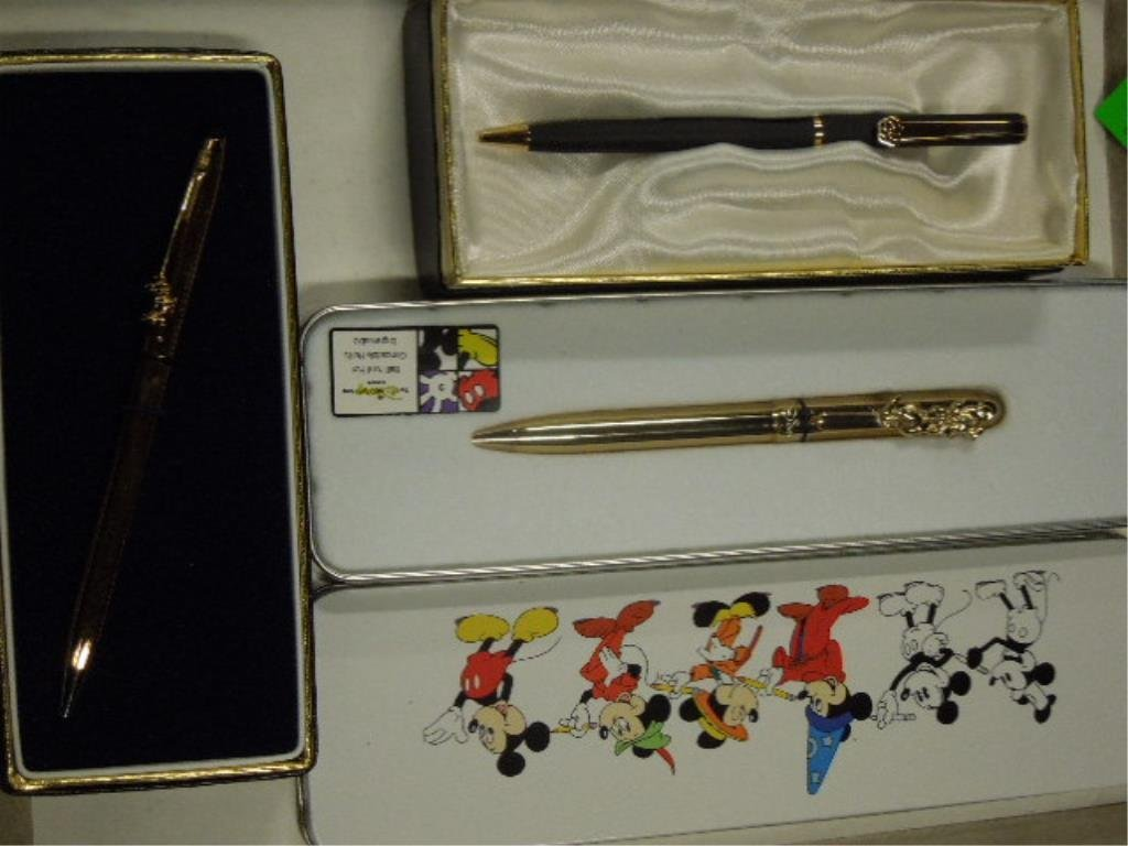 3 Disney Ball Point Pens