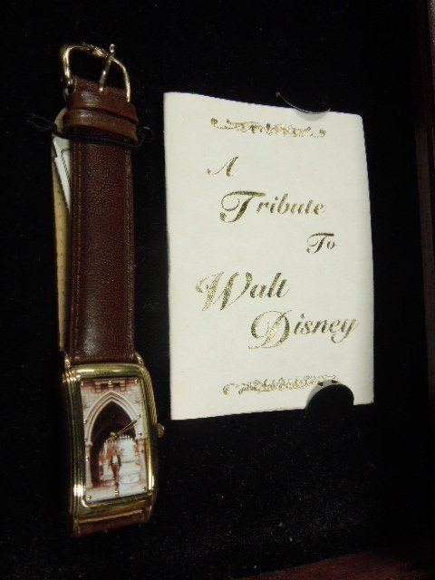 """A Tribute to Walt Disney"" Fossil Watch - 2"