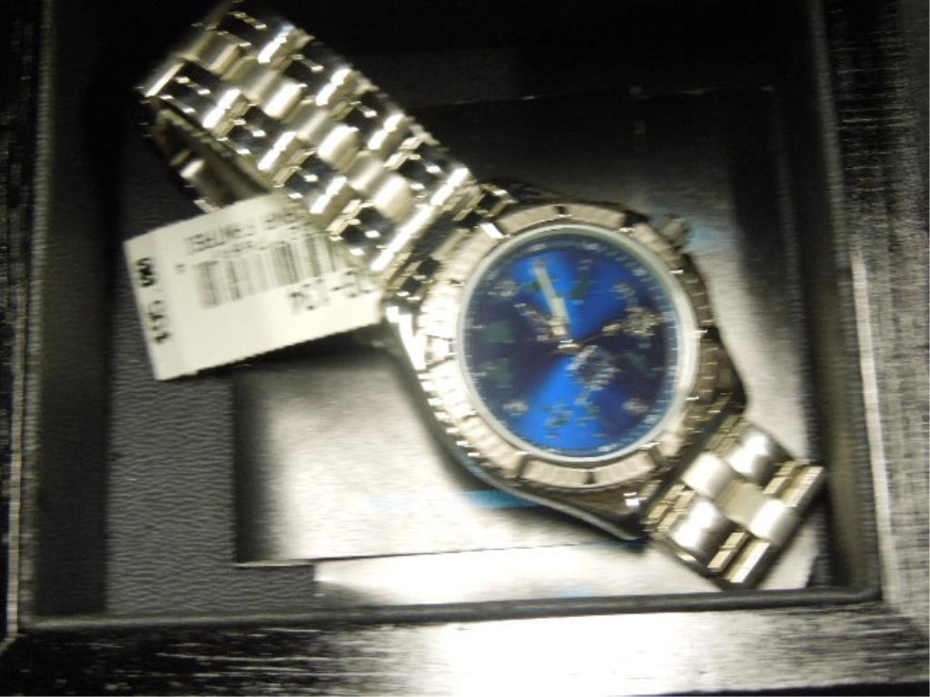 WD Gallery Fantasia 2000 Watch NIB