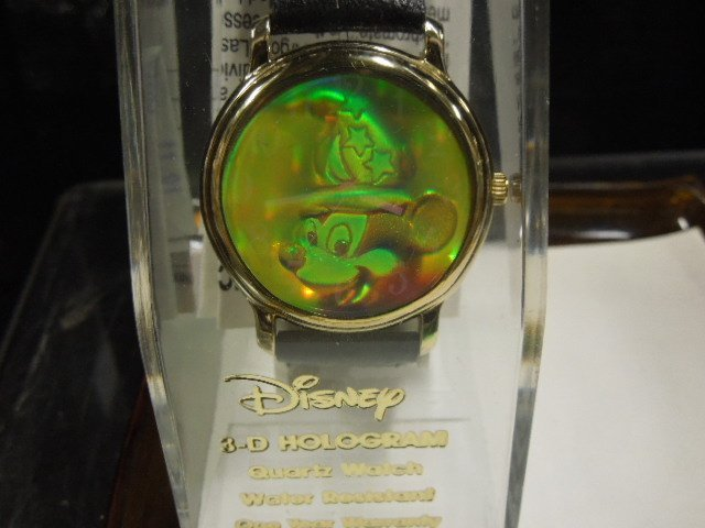 3 Disney MM Wrist Watches - 3