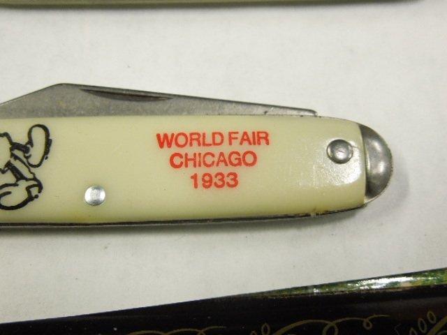 (3) Disney Repro 1933 World's Fair Pieces - 2