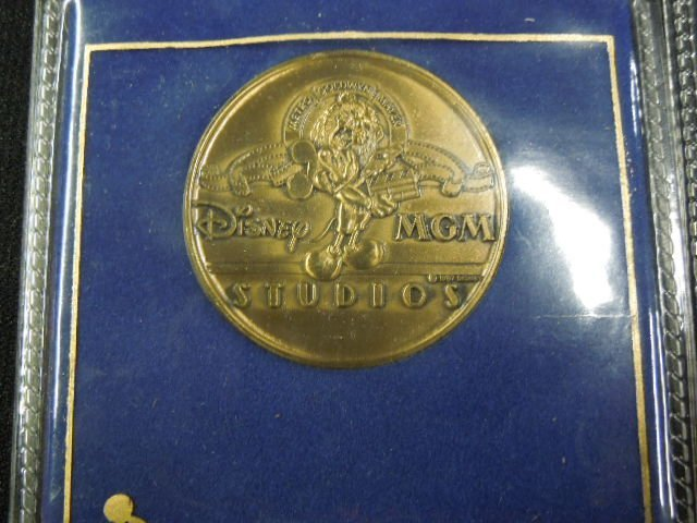 Disney Collectible Medals & Medallions - 2