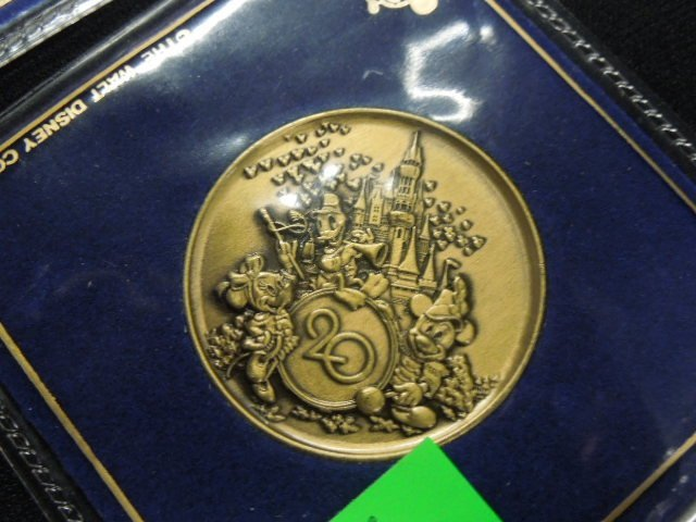 Disney Collectible Medals & Medallions - 3