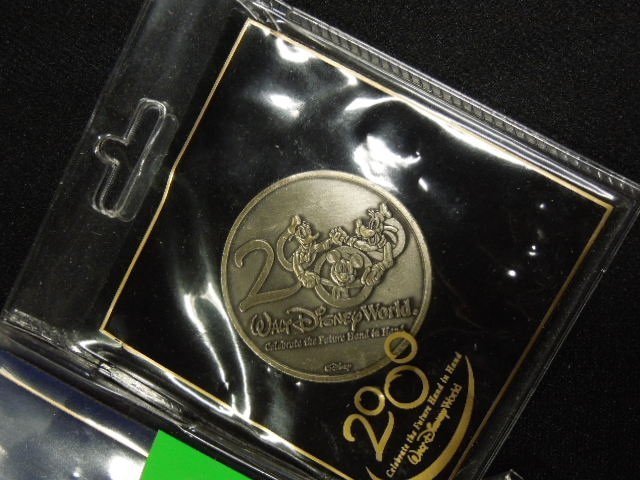 Disney Collectible Medals & Medallions - 4