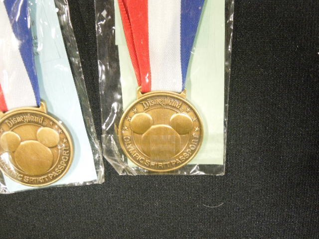 Disney Collectible Medals & Medallions - 5