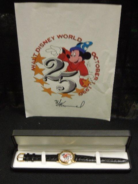 Disney Time Works MM Wrist Watch