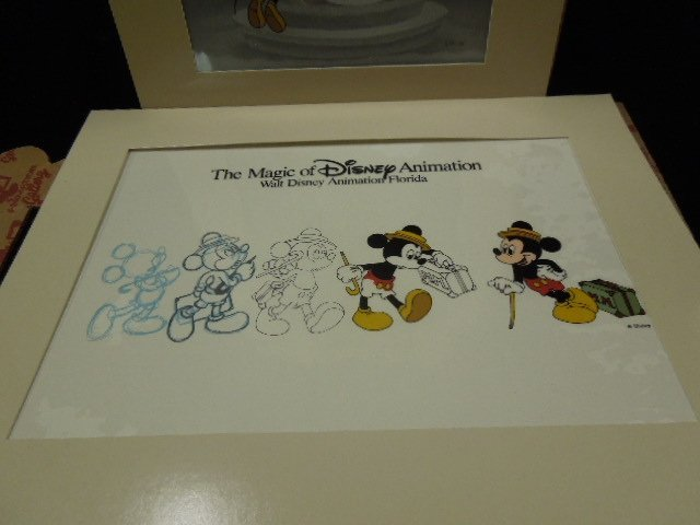 2 Magic of Disney Animations Cels - 2