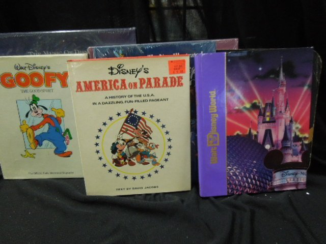 Disney Books & CDs - 3