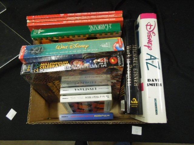 Box Disney Books & Other