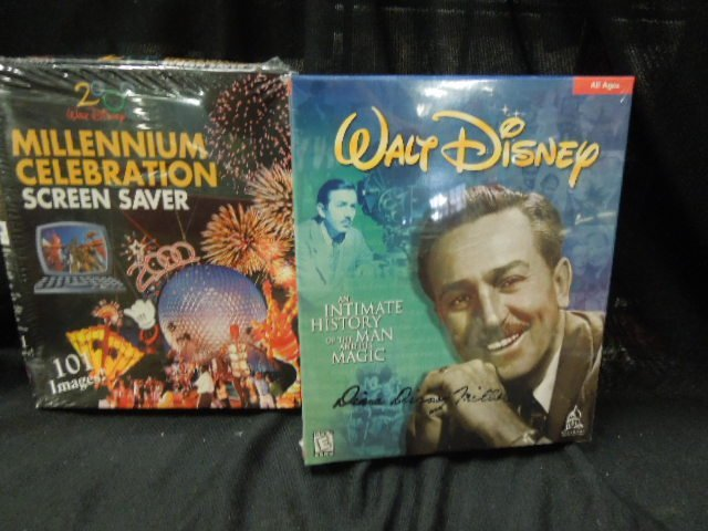 Box Disney Books & Other - 2
