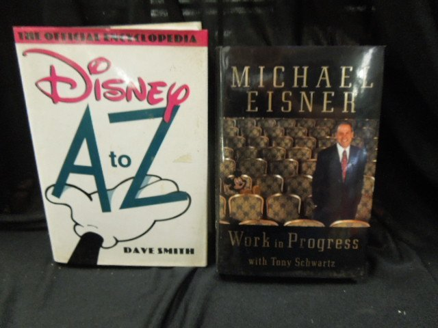 Box Disney Books & Other - 5