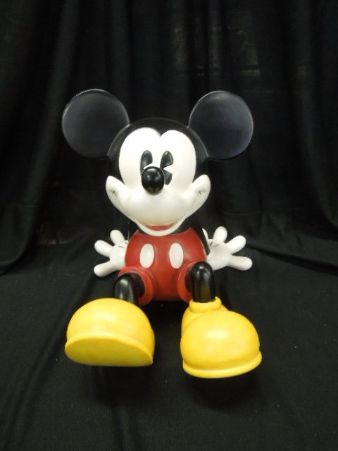 Large Sitting Mickey Ceramic