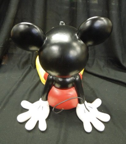 Large Sitting Mickey Ceramic - 3