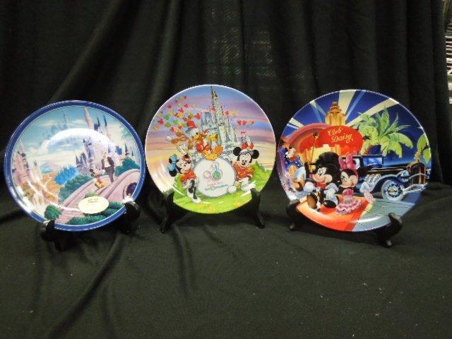 7 WDW & Other Disney Plates - 4