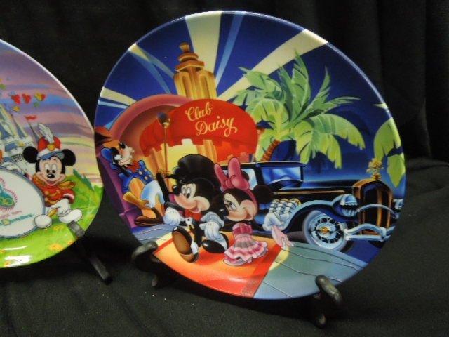 7 WDW & Other Disney Plates - 6