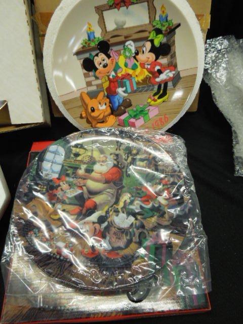 10 Disney Collectors Plates - 3