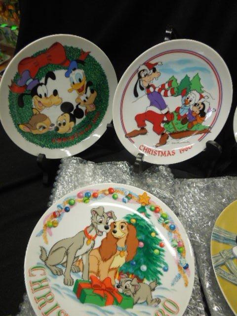 10 Disney Collectors Plates - 5