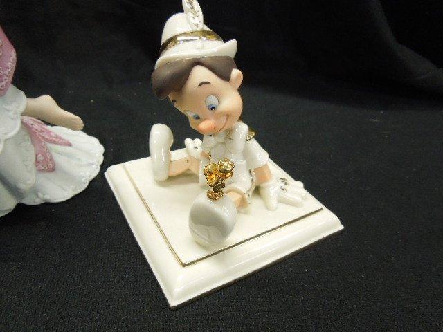 4 Lenox Disney Figurines - 2