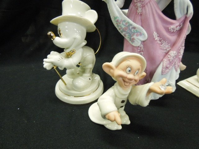 4 Lenox Disney Figurines - 3