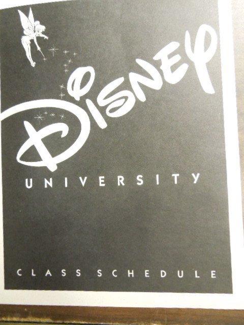 Disney Press packs pamphlets & booklets - 4