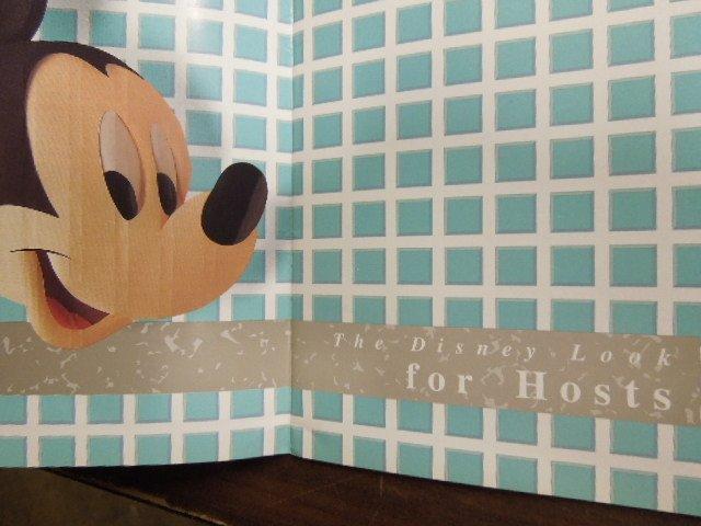 Disney Press packs pamphlets & booklets - 7