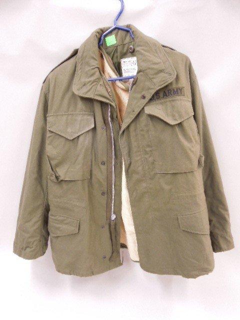 US Army Field Coat w/Liner & Hood