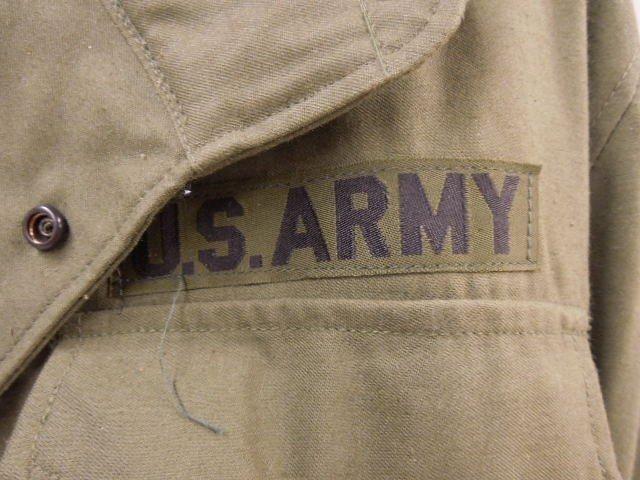 US Army Field Coat w/Liner & Hood - 2