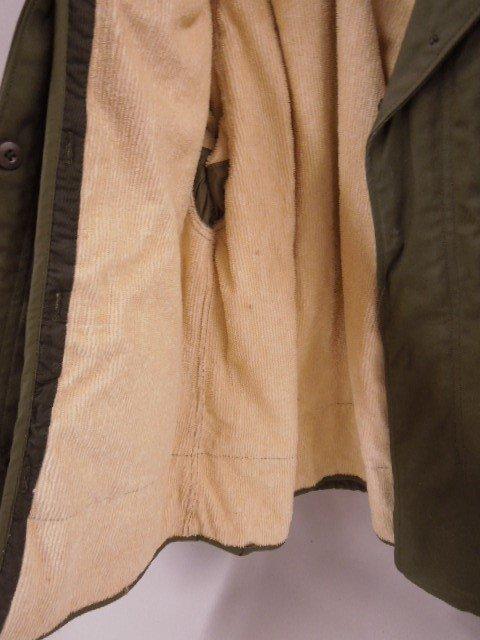 US Army Field Coat w/Liner & Hood - 4